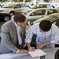 transferencia coche divorcio