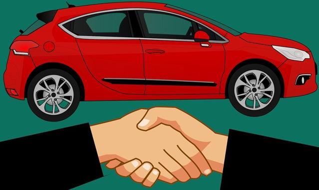 Cambio titular vehículo, cómo tramitarlo